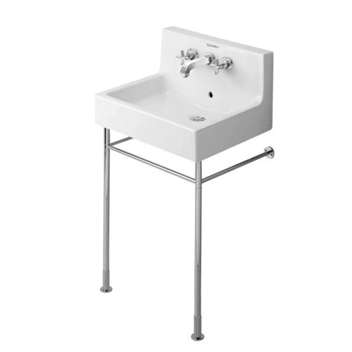 Duravit 0030631000 Vero Metal Console for Washbas - Chrome