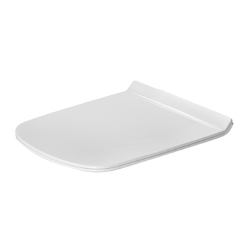 Duravit 0060510000 DuraStyle Toilet Seat and Cover - White