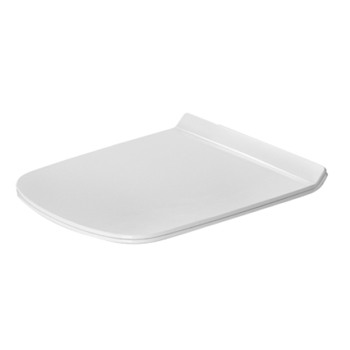 Duravit 0060590000 DuraStyle Toilet Seat and Cover - White