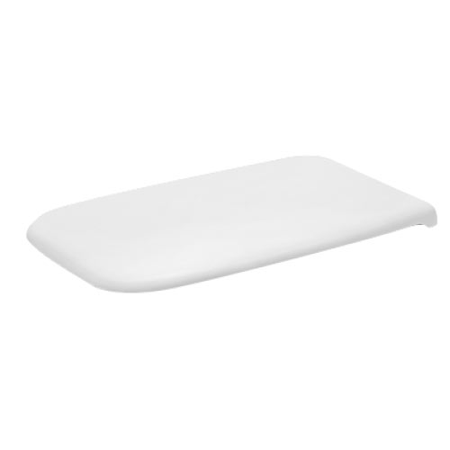 Duravit 0062090096 D-Code Elongated Toilet Seat and Cover - White