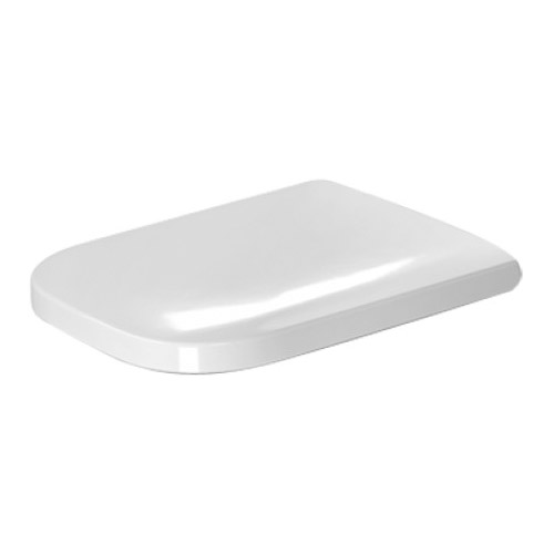 Duravit 0064590000 Happy D.2 Toilet Seat and Cover Only - White