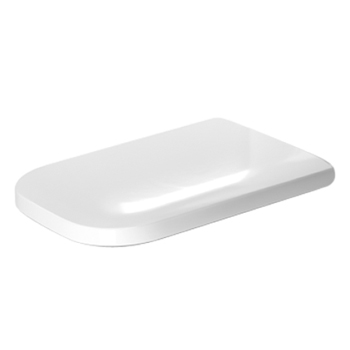 Duravit 0064690099 Happy D.2 Toilet Seat and Cover - White