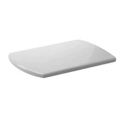 Duravit 0068690000 Caro Soft Close Elongated Toilet Seat and Cover - White