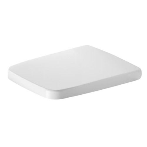 Duravit 0069190000 PuraVida Toilet Seat And Cover Only   White