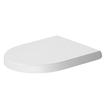 duravit darling new toilet seat and cover white