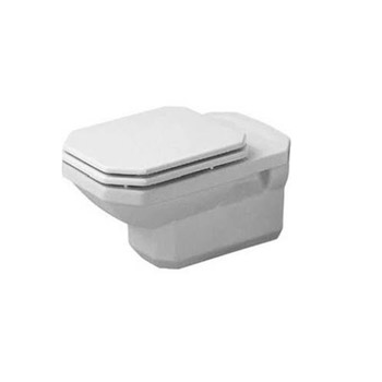 Duravit 0182090092 1930 Series Washdown Model Toilet Wall Mounted - White