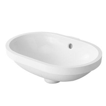 Duravit 0336430000 Foster Vanity Basin - White