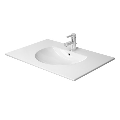 Duravit 0499830000 Darling New Furniture Washbasin with Overflow - White
