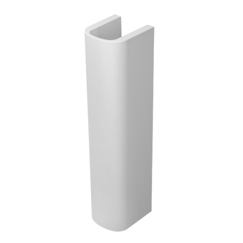 Duravit 0858290000 DuraStyle Pedestal Base Only - White