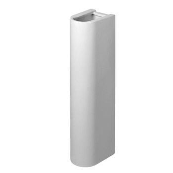 Duravit 0865160000 Starck 3 Pedestal - White