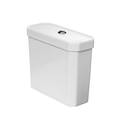 Duravit 0872300005 1930 Series Toilet Tank Only - White