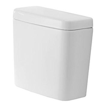 Duravit 0927200002 D-Code Toilet Tank - White