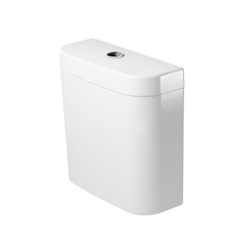 Duravit 0931100005 Darling New Cistern with Dual Flush Mechanism - White