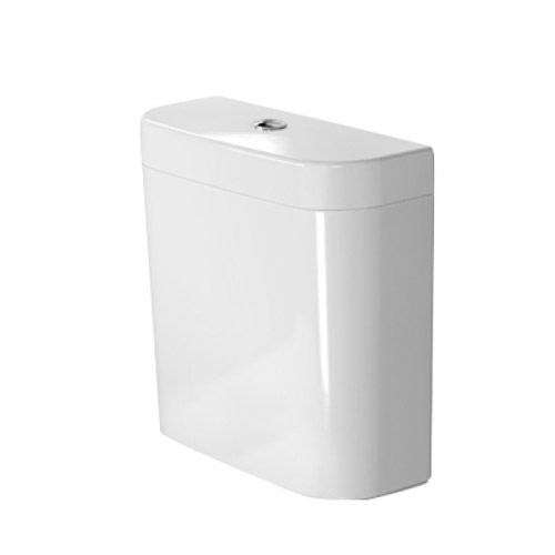Duravit 0934100005 Happy D.2 Cistern with Dual Flush Mechanism - White