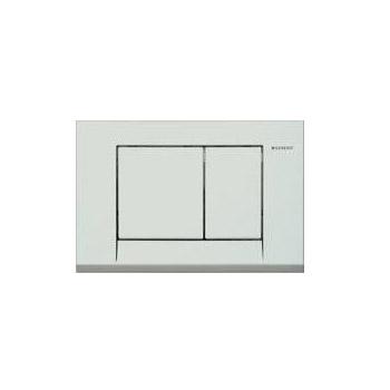 Duravit 115777111 Bolero Flush Plate - White