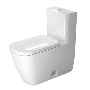 Duravit 2121010001 Happy D.2 One Piece Toilet - White