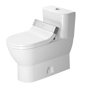 Duravit 2123510005 Darling New One Piece Toilet - White
