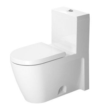Duravit 2133010005 Starck 2 One Piece Toilet - White