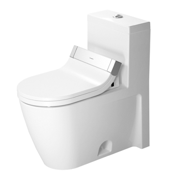 Duravit 2133510005 Starck 2 One Piece Toilet - White