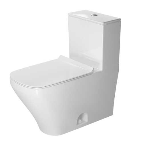 Duravit 2157010005 Durastyle One Piece Toilet White Alpin