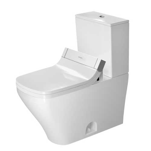Duravit 2160510000 DuraStyle Two Piece Toilet - White