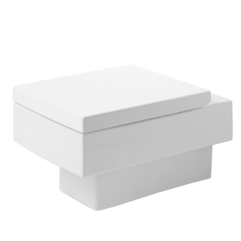 Duravit 22170900641 Vero Toilet Wall Mounted - White