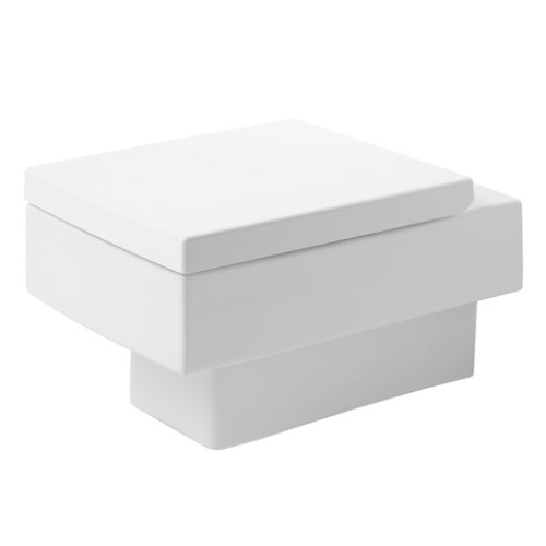 Duravit 22170900921 Vero Wall Mounted Toilet - White