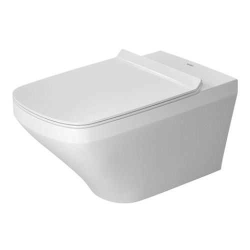 Duravit 2542090092 DuraStyle Rimless Wall Mounted Toilet - White