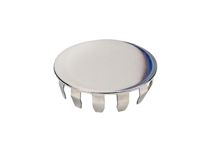 Elkay LK125A Faucet Hole Cover - Polished Chrome