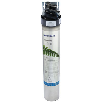 Everpure ev9270 76 h 300 drinking water system for Everpure water treatment system