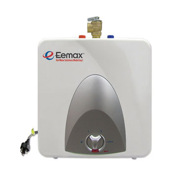 Eemax EMT1 Electric Mini-Tank Water Heater - 1.3 Gallon Capacity