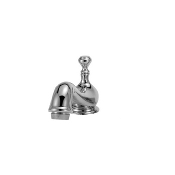 Elizabethan Classics EC317MWPB Bathroom Faucet Minispread - Polished Brass (Pictured in Chrome)