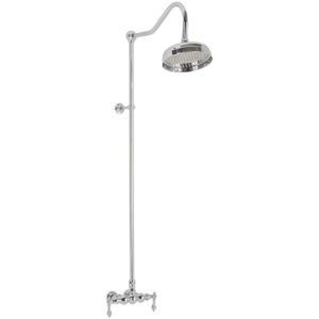 Elizabethan Classics ECES01CP Exposed Wall Mount Shower Faucet - Chrome