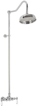 Elizabethan Classics ECES02CP Exposed Wall Mount Shower Faucet - Chrome