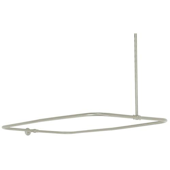 Elizabethan Classics ECSEOSN Shower Enclosure Only - Satin Nickel