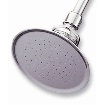 Elizabethan Classics SHSN Sprinkler Can Showerhead - Satin Nickel (Pictured in Chrome)