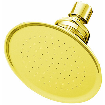 Elizabethan Classics SHPB Sprinkler Can Showerhead - Polished Brass