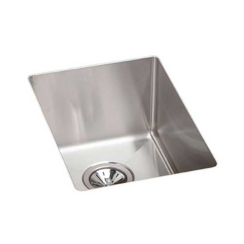 Elkay ECTRU12179 Crosstown Undermount Single Bowl Kitchen Sink - Stainless Steel