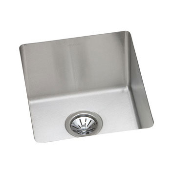 Elkay EFRU131610 Avado Single Bowl Undermount Kitchen Sink - Stainless Steel