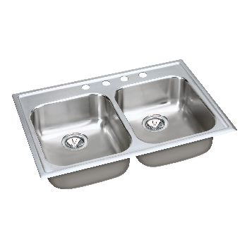 Double bowl kitchen sinks double bowl undermount farmhouse