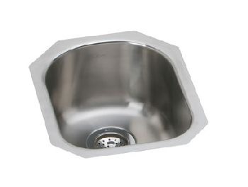 Elkay EGUH1317 Harmony Single Bowl Bar Sink - Stainless Steel