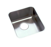 Elkay ELUH1316 Gourmet (Lustertone) Undermount Single Bowl Bar Sink - Stainless Steel