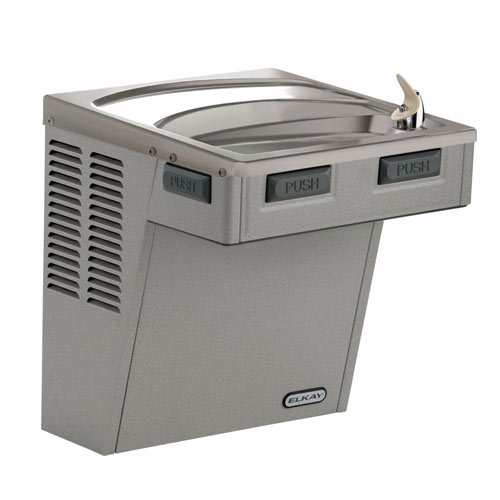 Elkay EMABF8S Wall Mount ADA Non-Filtered 8 GPH Cooler - Stainless Steel