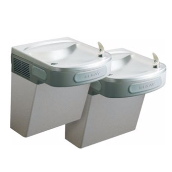 Elkay Ezstl8lc Ada Barrier Free Wall Mount Water Cooler