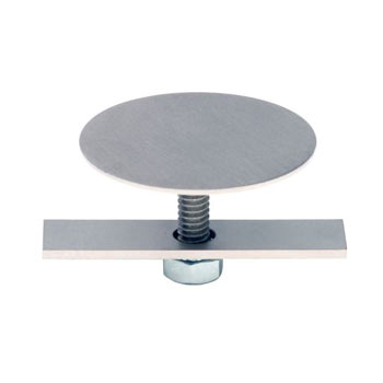Elkay LK126 Faucet Hole Cover - Stainless Steel