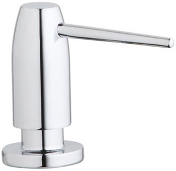 Elkay LK325LS Avado Soap Dispenser - Lustrous Steel