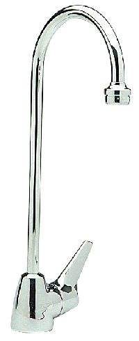Elkay LKD208513L Bar/Hospitality Faucet w/Wing Handle on Left Side - Chrome