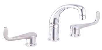 Elkay LKD230BH5 Two Handle Kitchen Faucet - Chrome