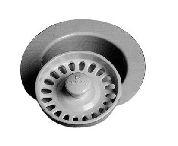 Elkay LKD35BK Disposer Flange Fitting for 3 1/2