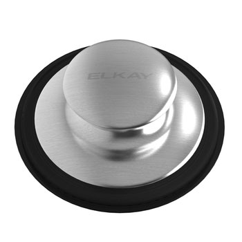 Elkay LKDEK35 e-dock Disposal Cover - Stainless Steel